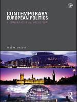 Contemporary European Politics PDF