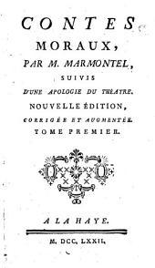 Contes Moraux: Volumes3à4