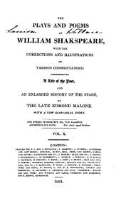 Plays and Poems of William Shakespeare