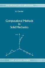 Computational Methods in Solid Mechanics PDF