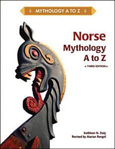 Norse Mythology A to Z Book