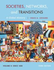 Societies  Networks  and Transitions  Volume II  Since 1450  A Global History PDF