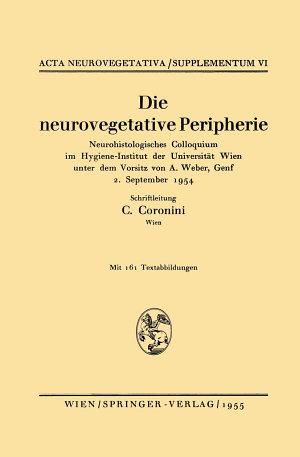 Die neurovegetative Peripherie
