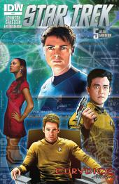 Star Trek #44: Five-Year Mission