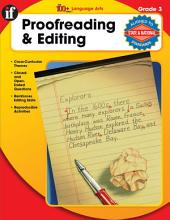The 100+ Series Proofreading & Editing, Grade 3