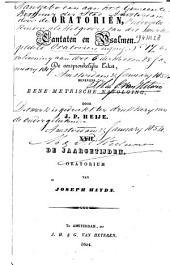 De jaargetijden: oratorium van Joseph Haydn