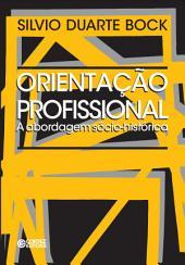 Orientação profissional: A abordagem sócio-histórica