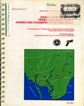 Grand Parkway (SH-99) from SH-225 to IH-10 East, Harris County: Environmental Impact Statement, Volume 1
