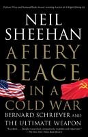 A Fiery Peace in a Cold War PDF