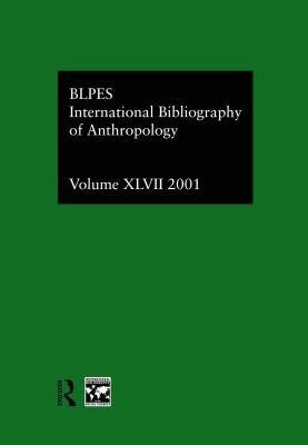 Bibliographie Internationale D anthropologie