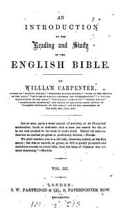 An introduction to the reading and study of the English Bible PDF