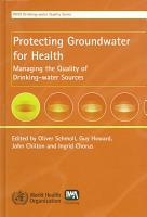 Protecting Groundwater for Health PDF