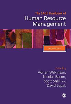 The SAGE Handbook of Human Resource Management PDF