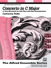 Concerto in C Major: Intermediate Piano Duet