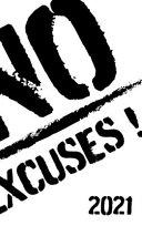 2021 Diary - Tough Love - No Excuses