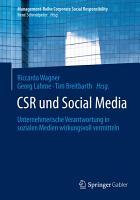 CSR und Social Media PDF
