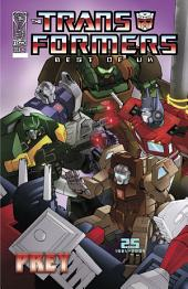 Transformers: Best of UK - Prey #2