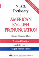 NTC s Dictionary of American English Pronunciation PDF