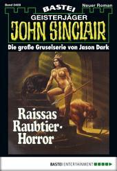 John Sinclair - Folge 0409: Raissas Raubtier-Horror