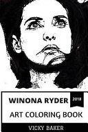 Winona Ryder Art Coloring Book PDF