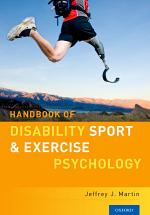 Handbook of Disability Sport and Exercise Psychology
