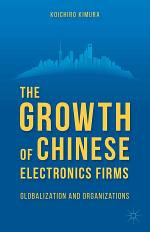 The Growth of Chinese Electronics Firms
