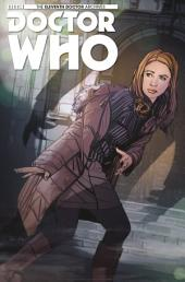 Doctor Who: The Eleventh Doctor Archives #4: Ripper's Curse Part 3