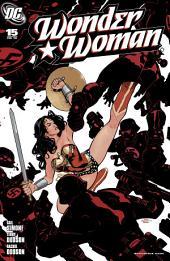 Wonder Woman (2006-) #15
