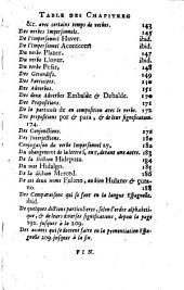 Grammaire Espagnole: mise et expliquée en François ...