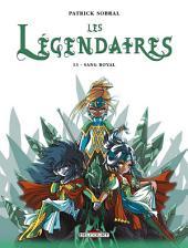 Les Légendaires T13: Sang Royal
