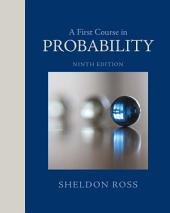 A First Course in Probability: Edition 9