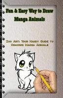 Fun   Easy Way to Draw Manga Animals PDF