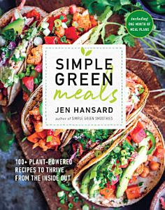 Simple Green Meals Book