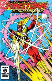 The Fury of Firestorm (1982-) #30