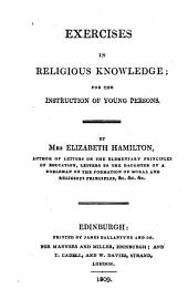 Exercises in religious knowledge