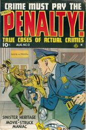 Crime Must Pay The Penalty No. 09