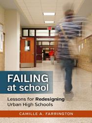 Failing At School Book PDF