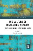 The Culture of Dissenting Memory PDF