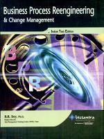 Business Process Reengineering & Change Management