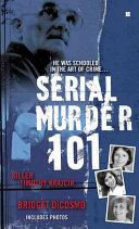 Serial Murder 101 PDF