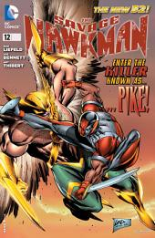 The Savage Hawkman (2012-) #12