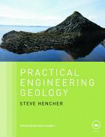 Practical Engineering Geology PDF