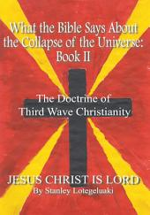 What the Bible Says About the Collapse of the Universe: Book Ii: The Doctrine of Third Wave Christianity, Book 2
