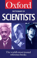A Dictionary of Scientists PDF