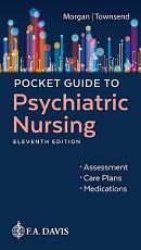 Pocket Guide to Psychiatric Nursing PDF