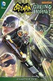 Batman '66 Meets the Green Hornet (2014-) #10