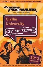 Claflin University 2012