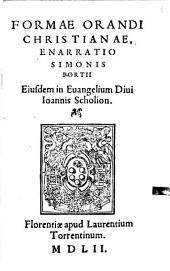 Formae orandi christianae enarratio