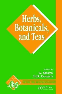 Herbs, Botanicals and Teas