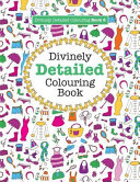 Divinely Detailed Colouring